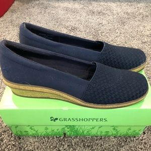NWT Grasshoppers